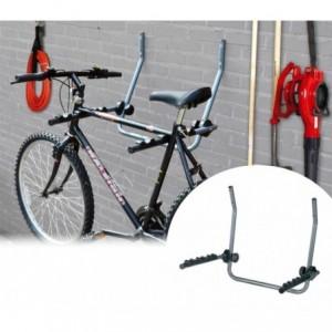 Rack - Support de vélos pour le garage (2 vélos) 31232