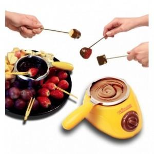 Fondue au chocolat - Fondue Fromage - Electrique