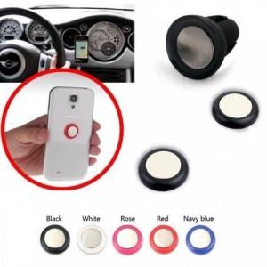 Support pour tableau de bord de voiture - clip magnétique pour les smartphones téléphones et appareils