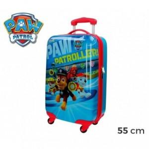 4771451 Valise chariot, bagage à main rigide  PAW PATROL 55X33X20 cm