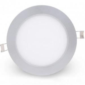 Lampe de lumiere blanche circulaire taille et watts différente énergie 18w