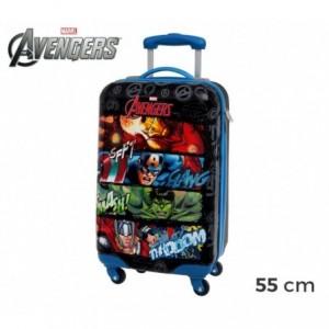 4411451 Valise chariot, bagage à main rigide en ABS Avengers MARVEL