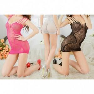 Ensemble sexy - sous vêtement - lingerie sensuelle - Femme - mod. ANA- MWS AHEAD