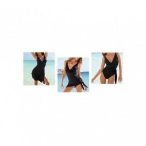 Robe de mer pour femme Mod. Gabrielle modèle de robe 3 en 1