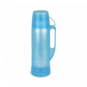 059166 Thermos pour boissons Welkhome - Couverts en plastique (Bleu)
