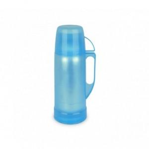 059173 Thermos pour boissons Welkhome - Couverts en plastique (Bleu)