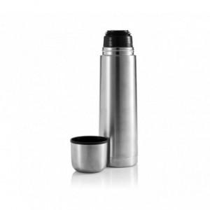 510410 Thermos en acier inox Welkhome -Fermeture bouton pressoir -750ml