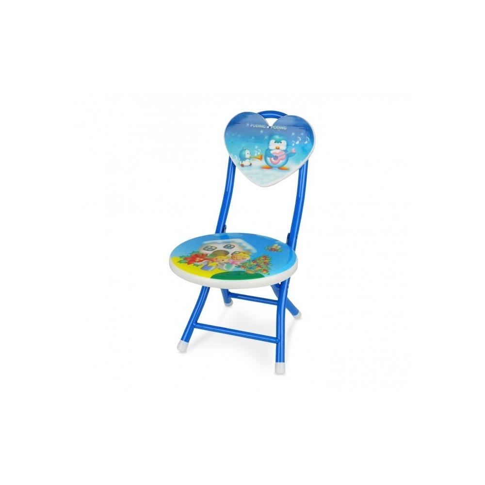211649 chaise pour enfants couleurs et fantaisies bleu. Black Bedroom Furniture Sets. Home Design Ideas