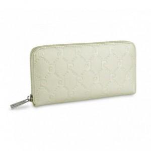 8822A Portefeuille pour femmes PIERRE CARDIN (Blanc Perle)
