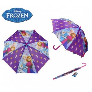 9774 Parapluie pour fille - Disney La Reine des Neiges - Frozen 54 cm