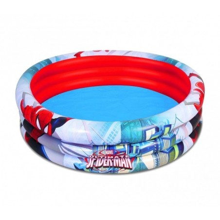 98006- Piscine gonflable- Bestway 152 x 30 cm - Spiderman