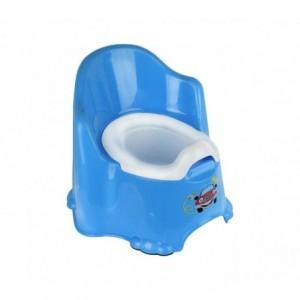 30082 Pot chaise ergonomique 31 x 25 cm anti-dérapante avec intérieur amovible