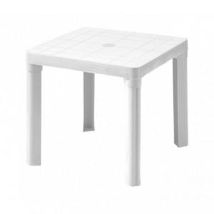 240335 Table pour enfants en plastique 50 x 50 cm en plastique rigide amovible