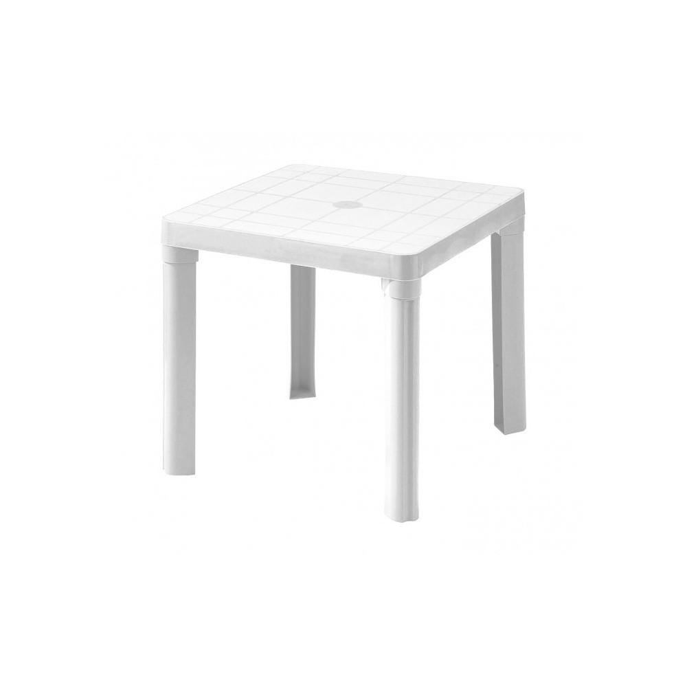240335 table pour enfants en plastique 50 x 50 cm en plastique rigide. Black Bedroom Furniture Sets. Home Design Ideas