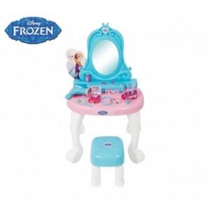087244 Salon de Beauté - Coiffeuse La Reine des Neiges Frozen Disney
