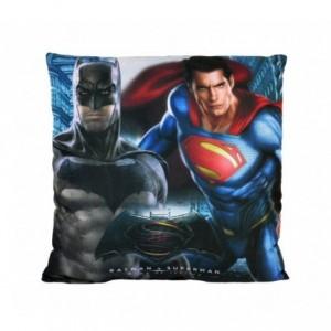 WA16009 Coussin décoratif carré Batman VS Superman DAWN OF JUSTICE 40x40 cm
