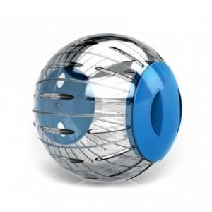 10573 Jeu pour les petits rongeurs Mini Twisterball plastique dur ø 12,5 cm
