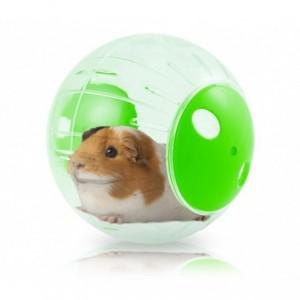 10573 Jeu pour les petits rongeurs Mini Twisterball plastique dur ø 18,5 cm