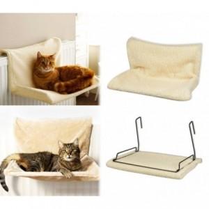 29450 Panier de radiateur pour les chats RELAX 46x30x26 cm amovible et lavable