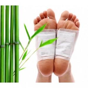 62662 Pack 10 Patchs Bambou VITAL PADS bonne resaturation du circuit énergétique