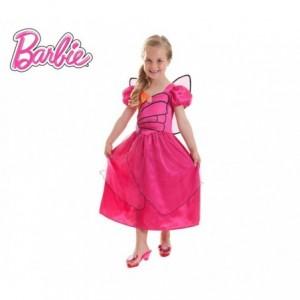 537660 Costume de Carnaval de Barbie Mariposa pour enfant de 3 à 10 ans