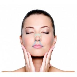 122099 Pack 6 bandelettes nasales réduit le ronflement et soulage la congestion