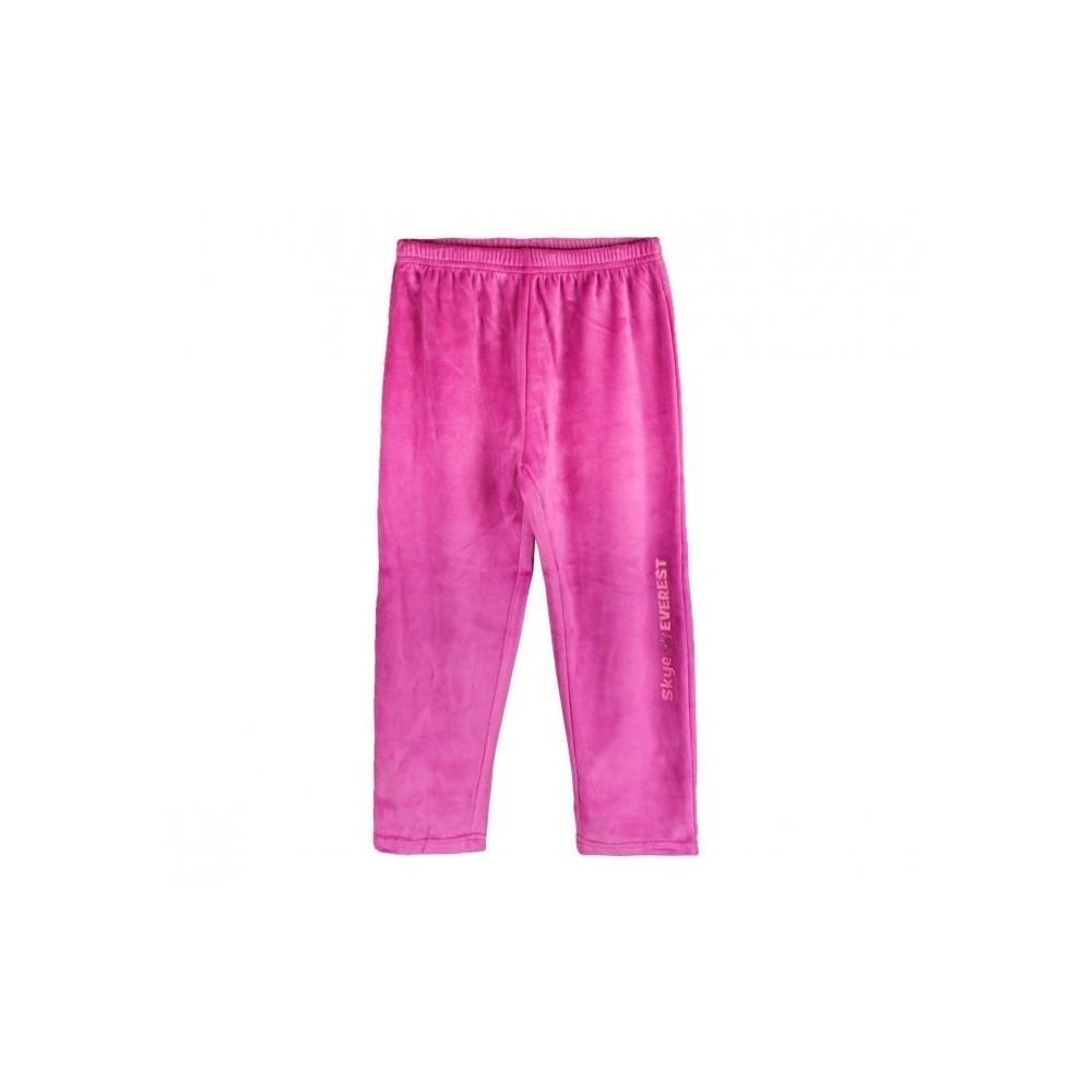 54ddcd8ba02dc 1854 Pyjama enfant fille imprimé Paw Patrol en polaire chaude de 3 à 6 ans
