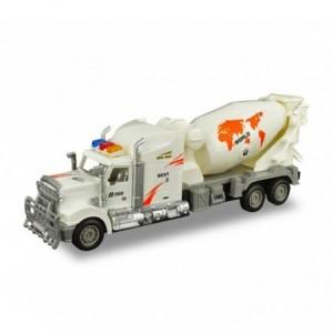 37738 Camion de travail de chantier radiocommandé 4 fonctions en trois couleurs
