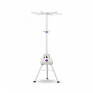 930048 Sécheuse électrique en ballon à air chaud avec Timer 145 x 60 cm