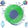 Haut-parleur á ventouse -  Bluetooth étanche résistant à l'eau - salle de bain