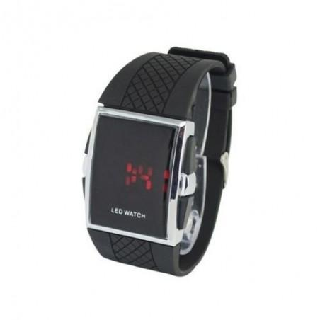 Montre numérique LED - mod. tekno - mode unisexe imperméable - montre de sport