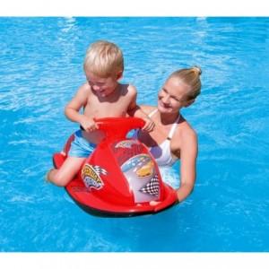 41001 Jet ski Race gonflable chevauchable pour enfant Bestway 89x46 cm