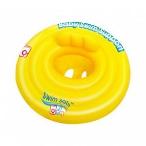 32096 Bouée gonflable donut à culotte baby Bestway 69 cm
