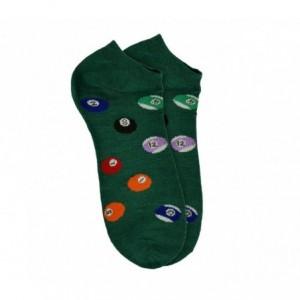 Pack de 12 paires de socquettes pour hommes mod. BILIARDO taille unique 40/46