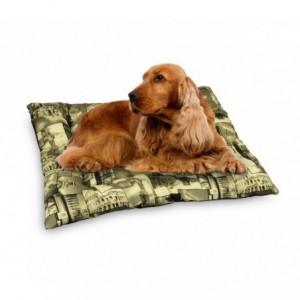 3684 Matelas carré pour les chiens dans diverses tailles modèle PHOTO