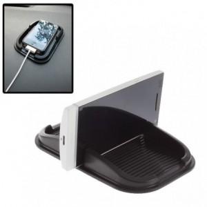 Support antidérapant pour téléphone, GPS - voiture tableau de bord