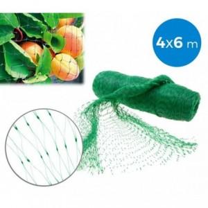 290027 Filet en nylon pour couvrir et créer des enclos pour les animaux 4 x 6 m
