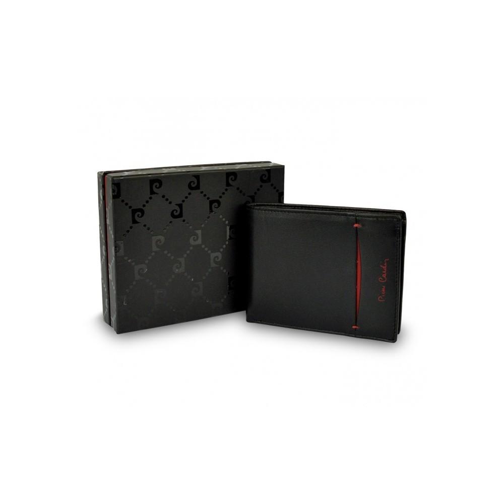 portefeuille pour hommes 8866 tilak07 en cuir pierre cardin. Black Bedroom Furniture Sets. Home Design Ideas
