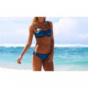 Bikini MWS Ahead mod. NEO effet 3D avec rembourrage amovible swimwear mer