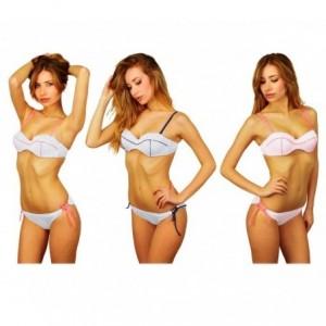 L1654 Maillot de bain bikini mod. Santa Cruz Collection California par MWS AHEAD