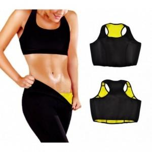 Top Sauna Fitness 305167 effet amincissant et minceur tailles du S au XXL