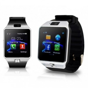 Smartwatch bluetooth 11010 avec sim display hd compatible avec Android et ios