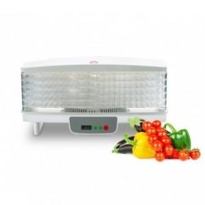 FD1078 Déshydrateur à fruits et légumes professionnel avec plateaux rotatif 360°