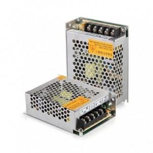 Chargeur stabilisé - 3 ampères à 12 volts - contre les surcharges