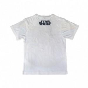 T-shirt enfant Dark Vador STAR WARS 2200001958 imprimé de 8 à 14 ans