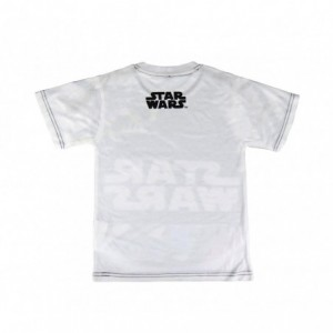 T-shirt enfant STAR WARS 2200001984 coton perforé de 6 à 12 ans