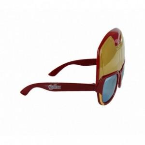 Lunettes de soleil / masque pour enfants IRON MAN 2500000657 protection UV