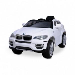 Voiture électrique LT847 pour enfants BMW X6 monoplace 12V avec télécommande