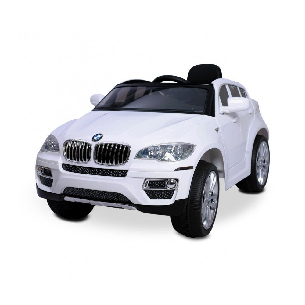 voiture lectrique lt847 pour enfants bmw x6 monoplace 12v avec t l co. Black Bedroom Furniture Sets. Home Design Ideas