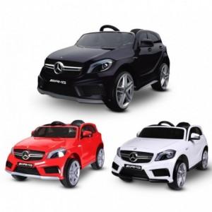 Voiture électrique LT866 enfants Mercedes AMG monoplace 12V avec télécommande